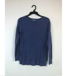 Sweaters - Charter Club Women Petite SZ PP Blue Sweater 9BL63